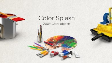 PixelSquid – Color Splash Collection free download