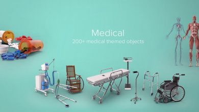 PixelSquid – Medical Collection free download