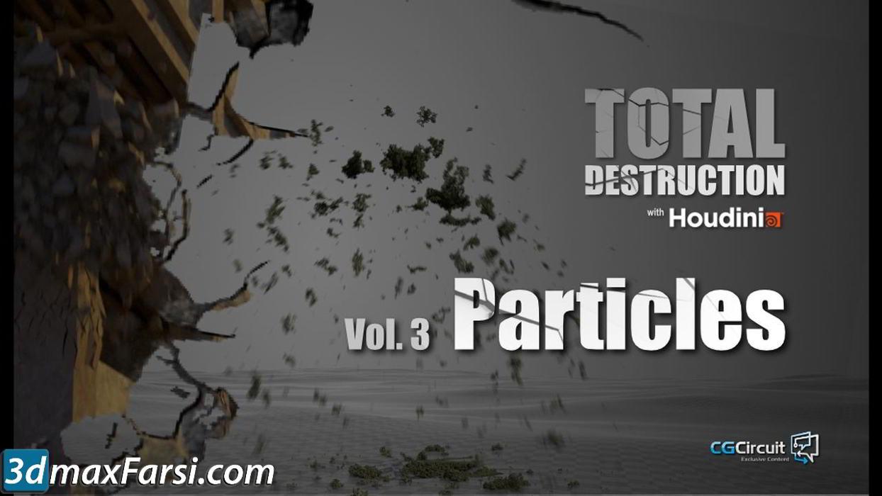 CGCircuit – Total Destruction vol3: Particles free download
