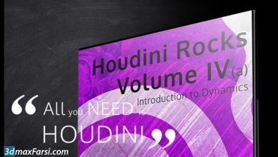 CGCircuit – VFX'n'GO – Houdini Rocks – Volume 4a – Introduction to Dynamics free download