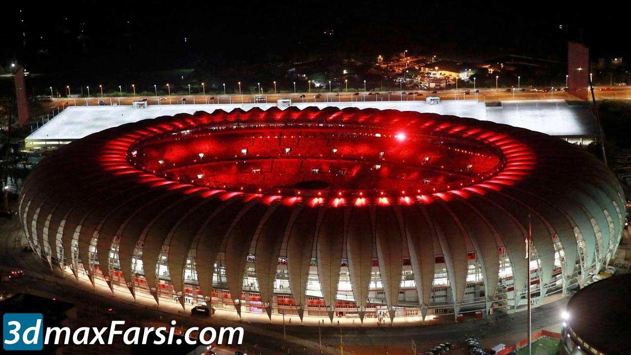 ThinkParametric - How to Design a Stadium (Beira-Rio Stadium) free download