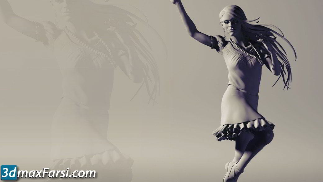 Digital Tutors – Character Modeling Workflows in ZBrush and 3D-Coat free download