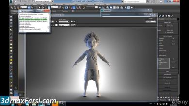 Udemy - Complex Clothes in 1 Hour Marvelous Designer 3ds max free download
