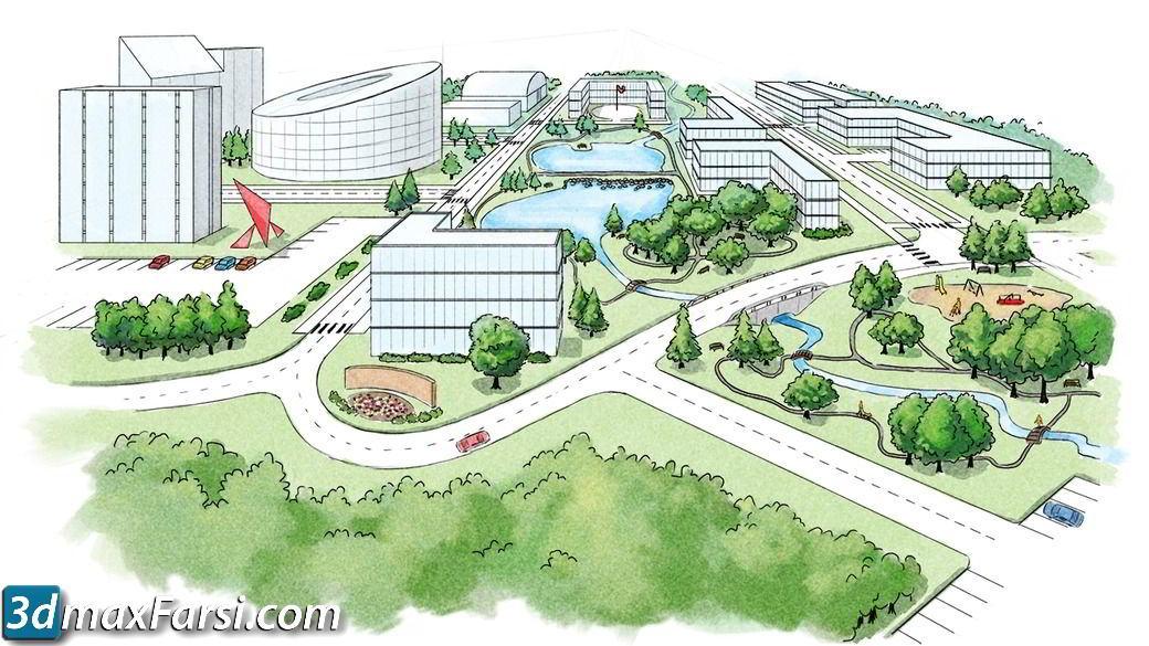 Digital Tutors – Conceptualizing Landscape Designs in Photoshop free download