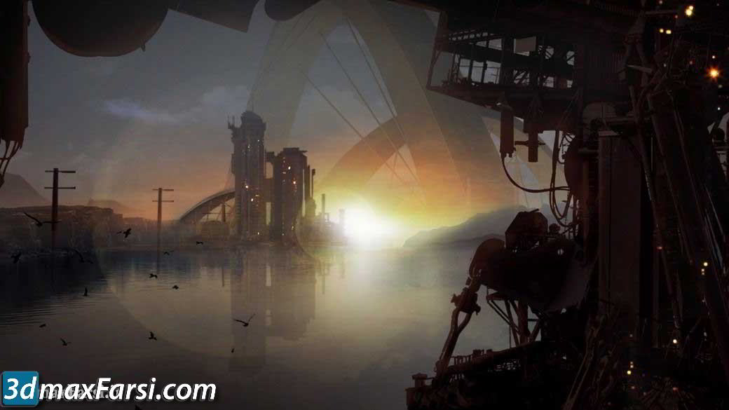 Creating a Sunset Environment with Daylight Shots in Photoshop free download