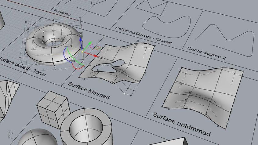 Rhino 101 - Fundamentals of 3D Modelling free download