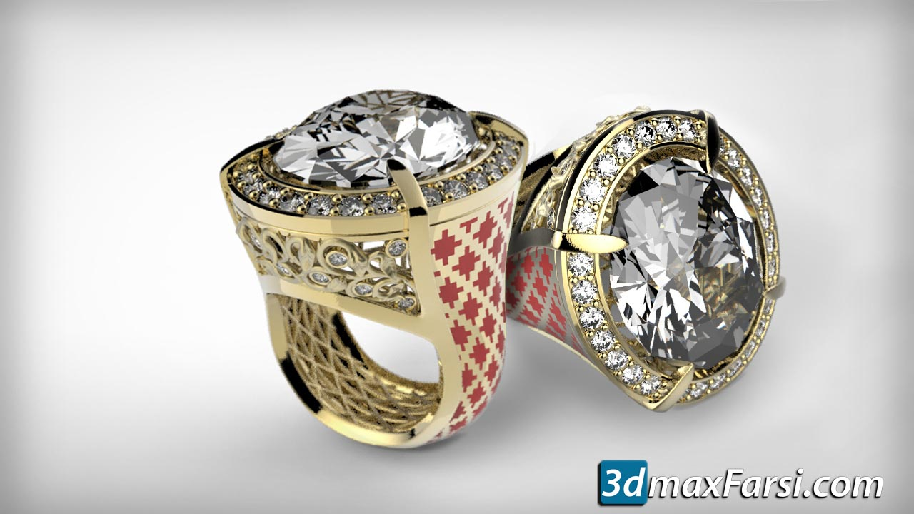 digital tutors Modeling a Cocktail Ring in Rhino free download