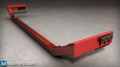 Modeling a Press Frame Support Assembly in SolidWorks free download