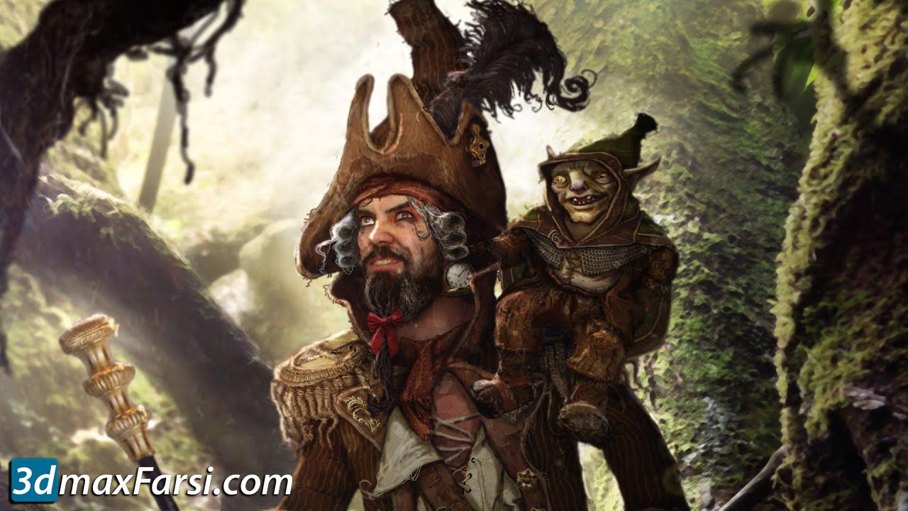 The Gnomon Workshop Character Concept Design free download