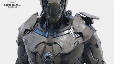 TurboSquid – Character Robot Soldier free download