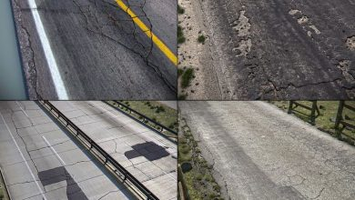 Detailed Roads Collection download