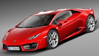 TurboSquid – Lamborghini Huracan LP580-2 2017 free download