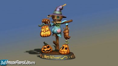 Digital Tutors – ZBrush Sculpt a Scarecrow free download