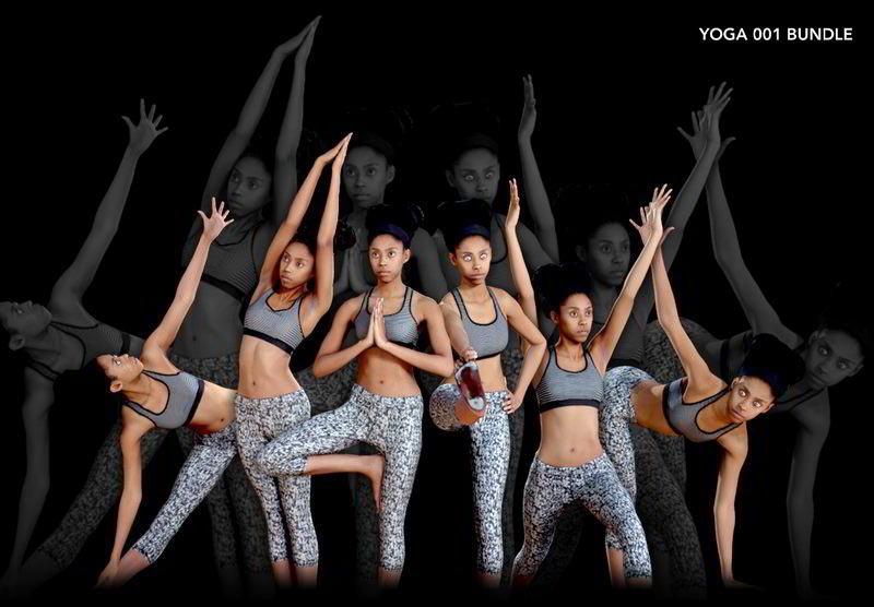 Human Engine - Yoga 001 Bundle free download