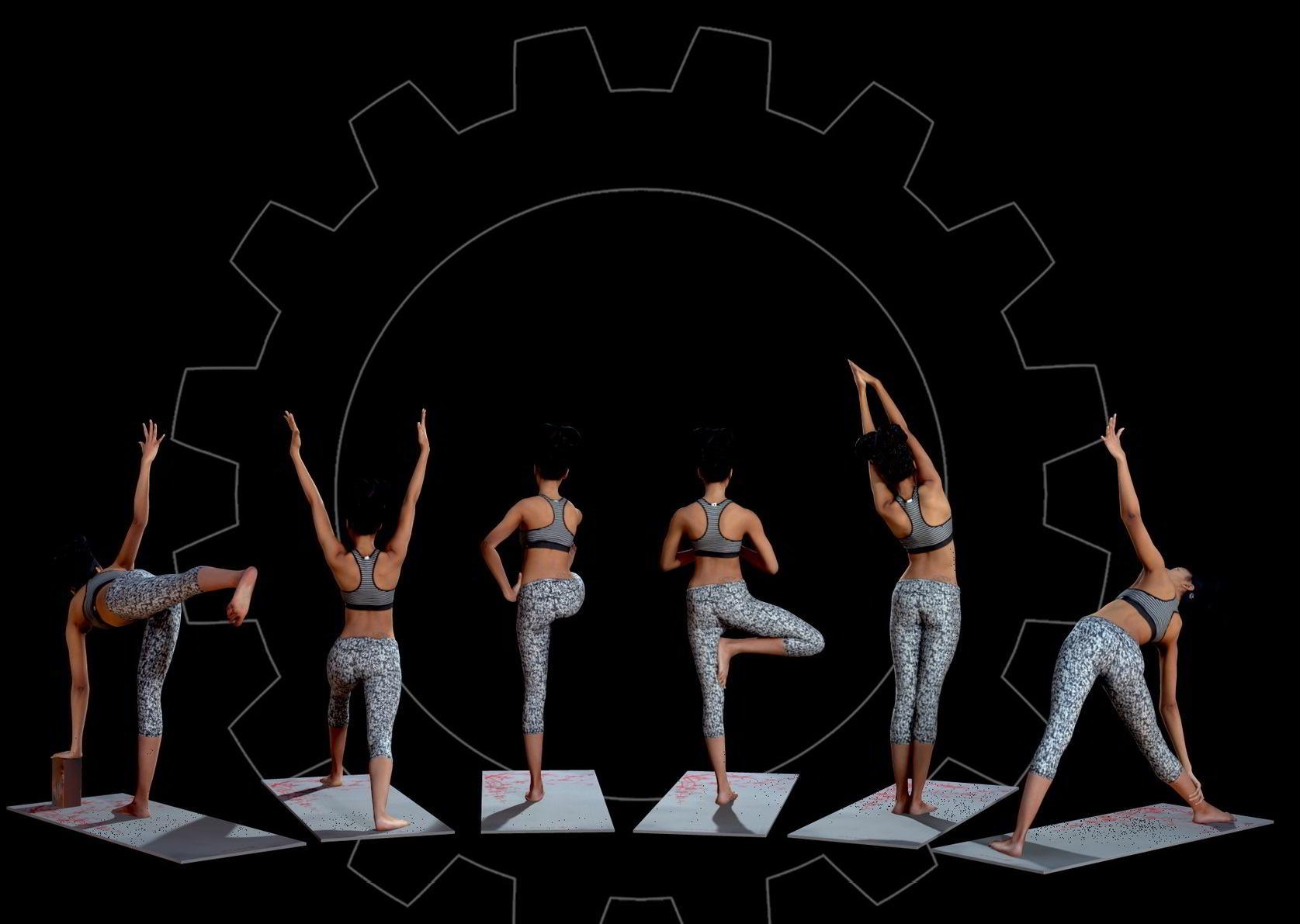 Human Engine - Yoga 001 Bundle