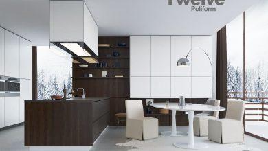Kitchen Poliform Varenna Twelve (vray + corona) free download