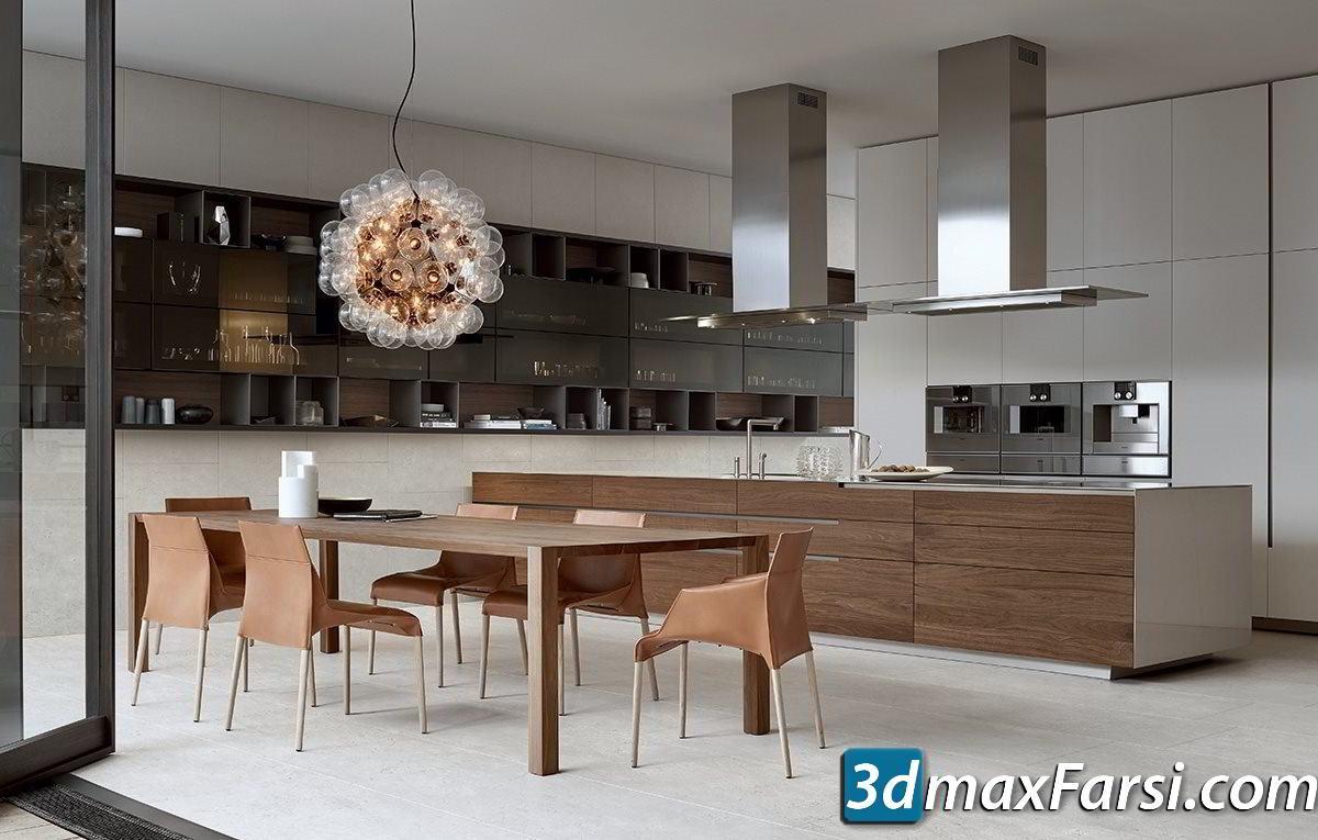 Phoenix CR&S kitchen Poliform Varenna free download