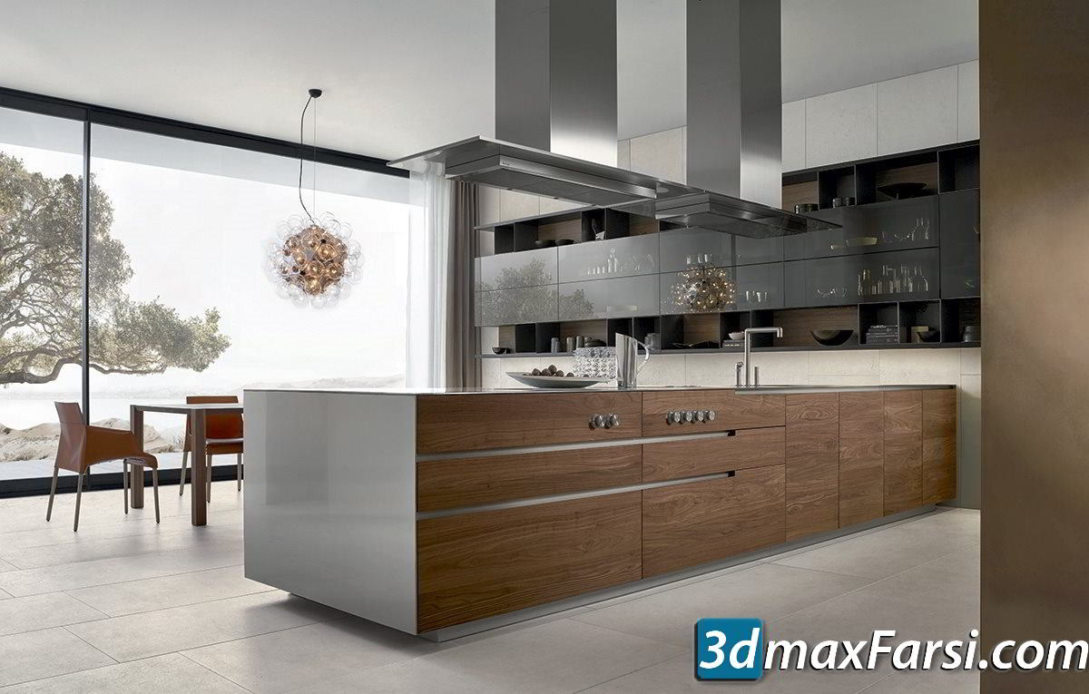 Phoenix CR&S kitchen Poliform Varenna