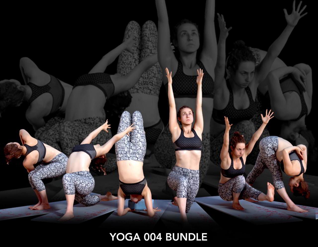 Human Engine - Yoga 004 Bundle free download