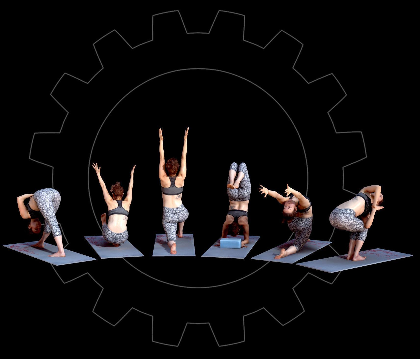 Yoga 004 Bundle free download