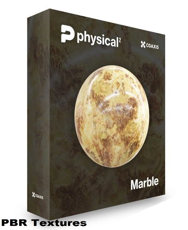 CGAxis – Marble PBR Textures – Collection Volume 23 free download