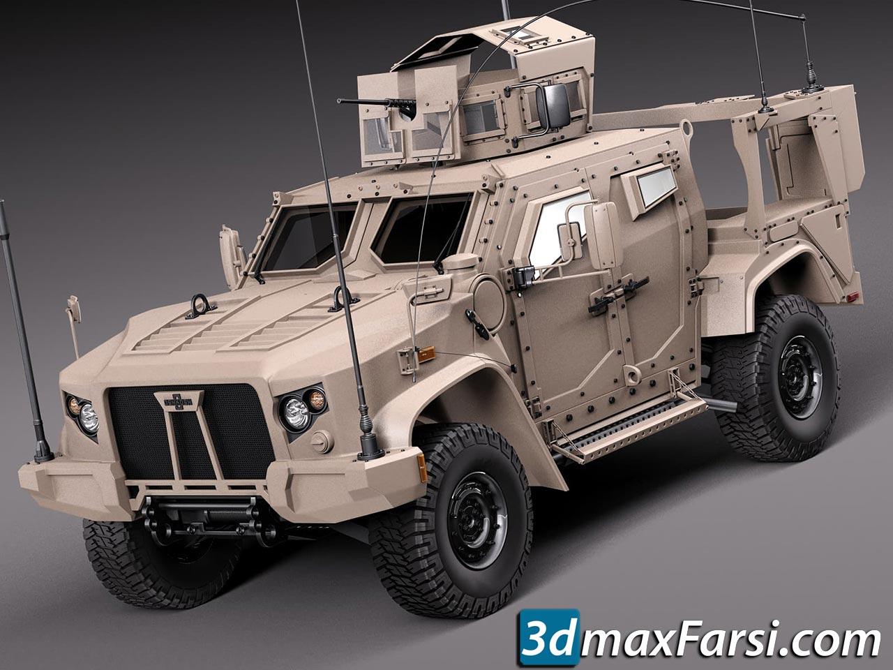CGTrader 3D MODELS Oshkosh JLTV free download