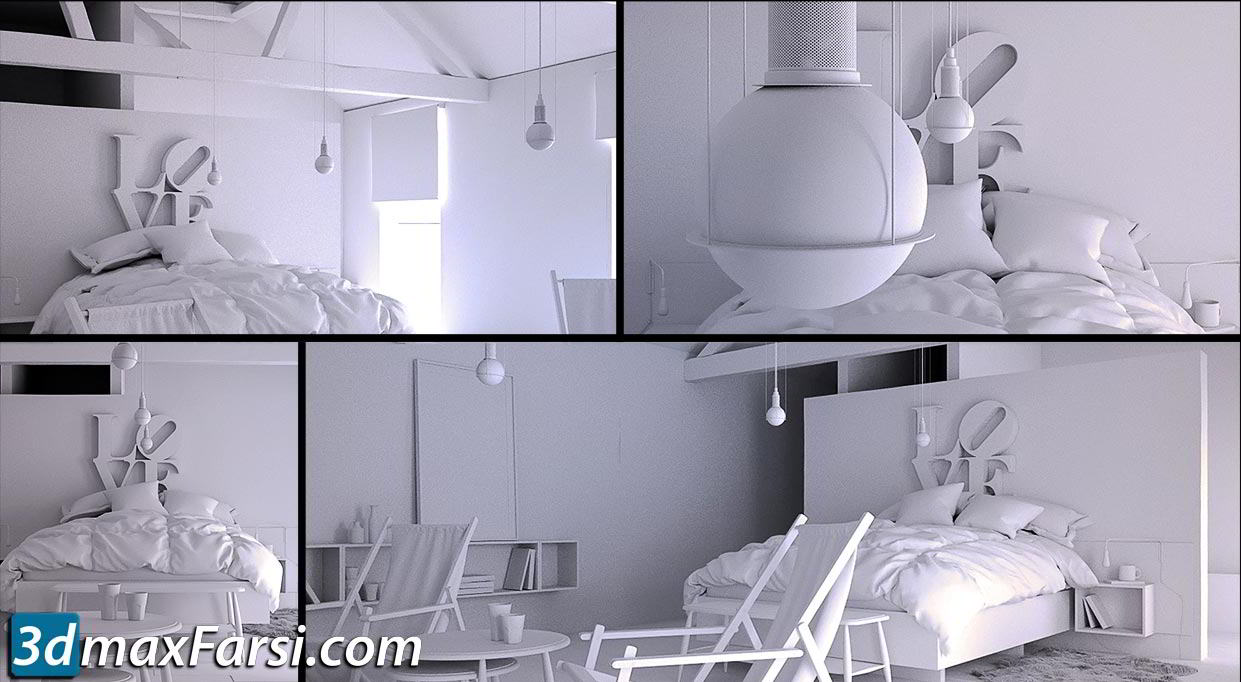 Digital-Tutors – Modeling Realistic Interiors in 3ds Max and Marvelous Designer free download