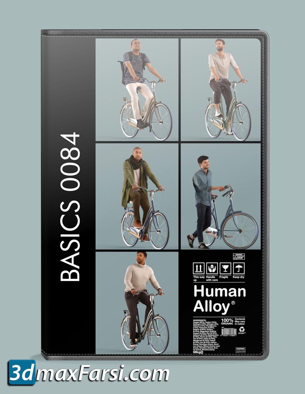 Human Alloy Basics 0084 – 3D people free download