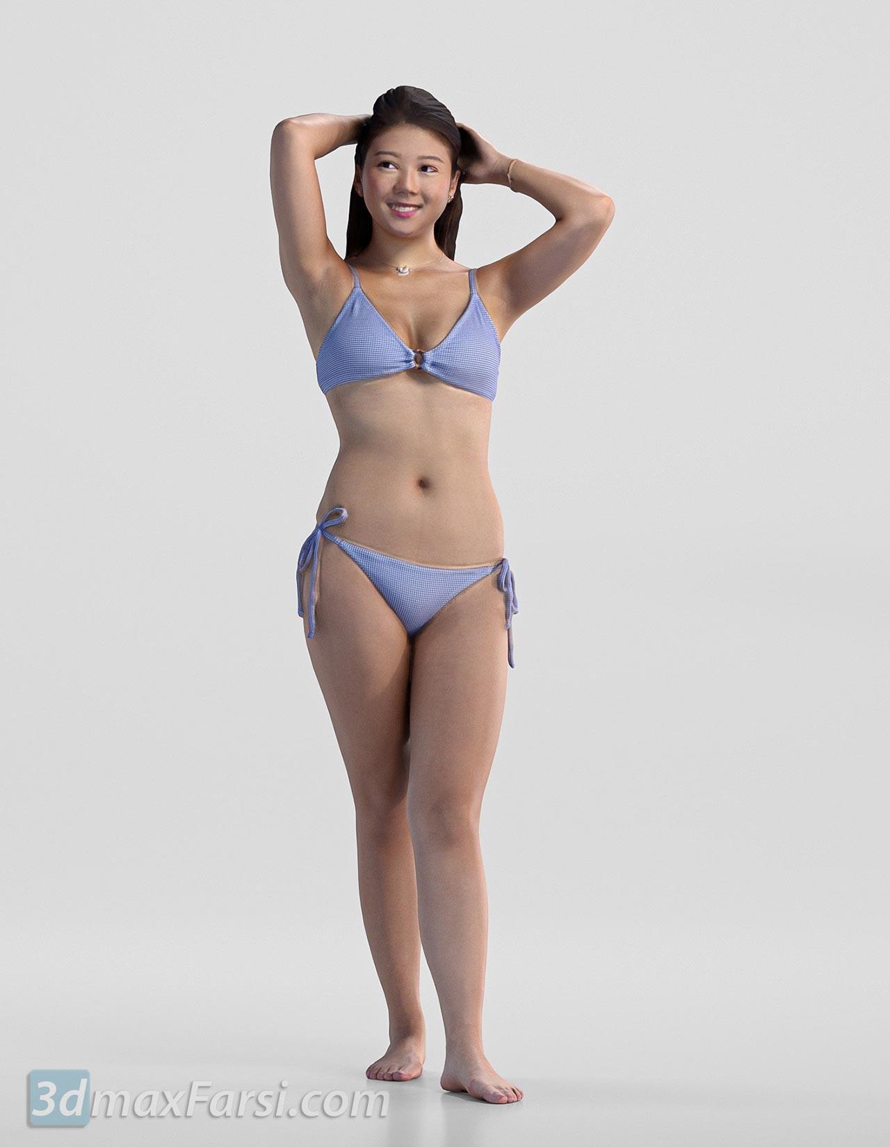 Kaylie 1174 3D model free download