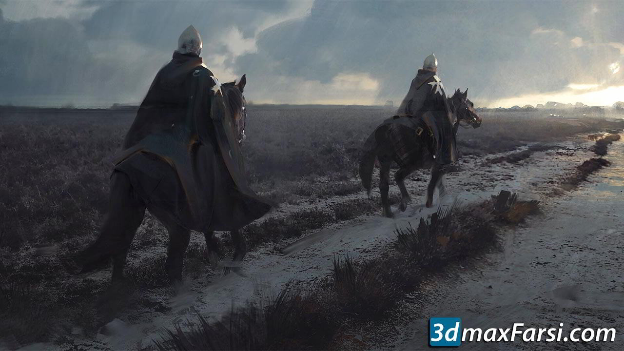 Learn Squared – Narrative Concept Art free download