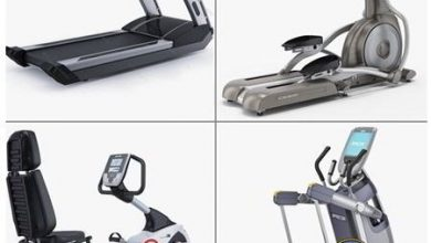 Turbosquid treadmill 3d model free download