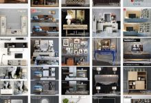 3dsky library for 3ds max 2020 ( V-ray and Corona) free download