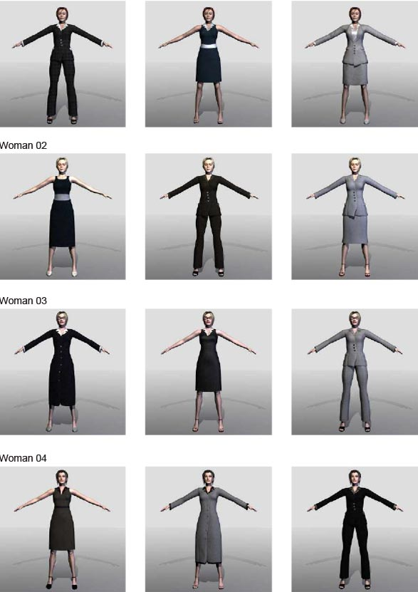 DOSCH 3D – Animated Humans for Cinema 4D free download