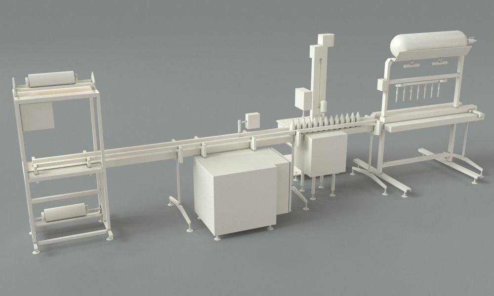 construction site 3d model free download