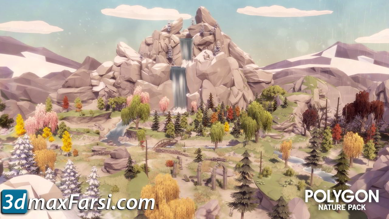 polygon - nature pack free download
