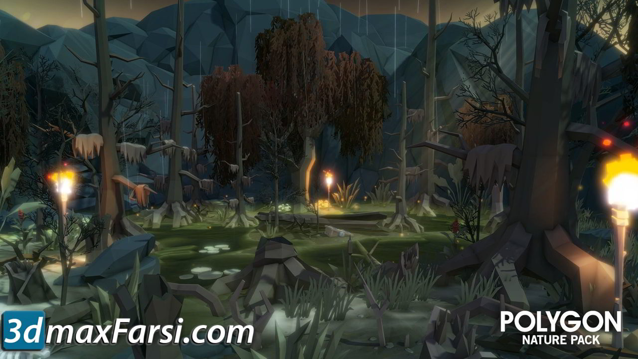 unity nature pack free download