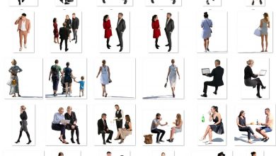 VIShopper Cut Out People Collection free download