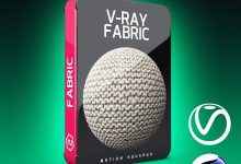 Motion Squared – V-Ray Fabric Texture Pack for Cinema 4D free download